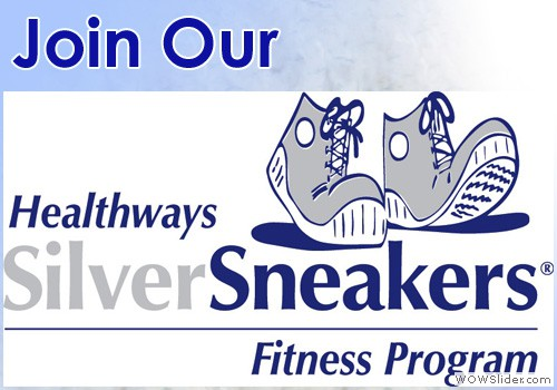 Join our Silver Sneakers Fitness Program